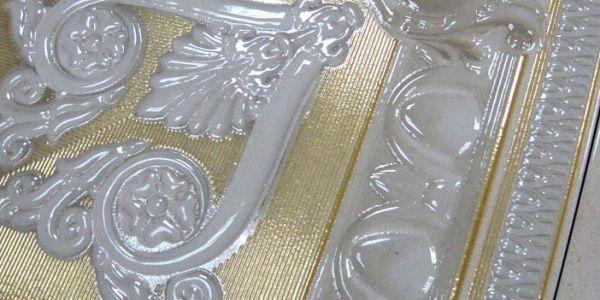 Керамическая плитка в современном интерьере
