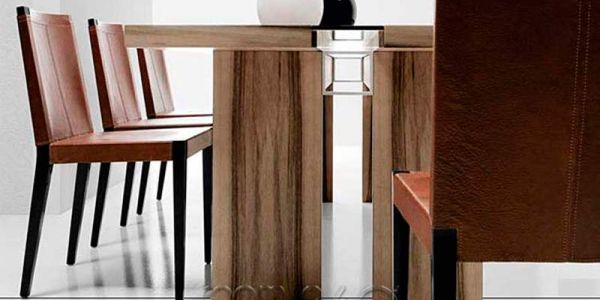 Столы из массива дуба — серия Bross