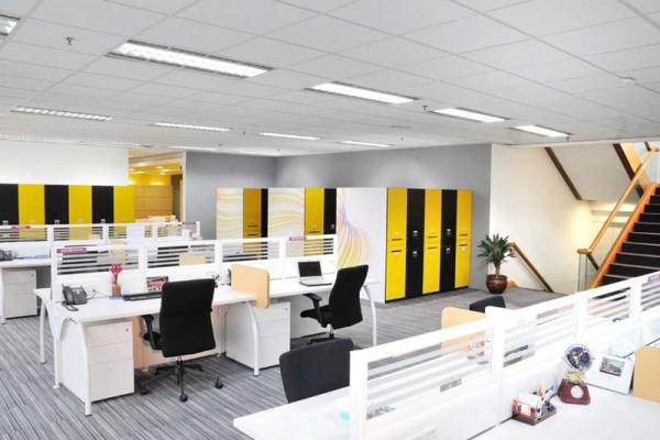 Современный стиль офисного дизайна.