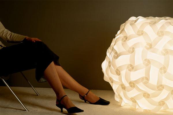 Два направления в дизайне светильников Stig Hansen