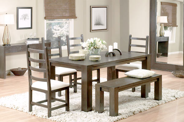Urban Woods — Palisades Dining Table