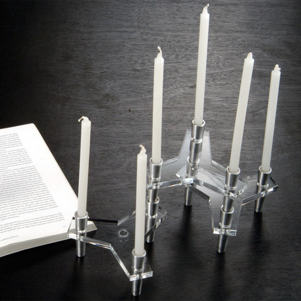 Подсвечник — Boom — Tri-Candle Holder Set
