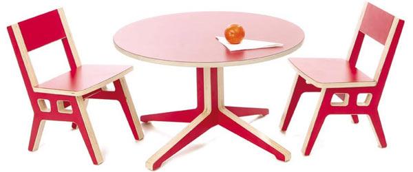 Стулья для детского кафе Context Furniture — Truss Kids Chair