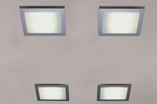 Потолочный светильник B.Lux — Zentrum 4 Surface Mount