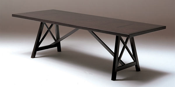 Обеденный стол Conde House — Boxx Dining Table