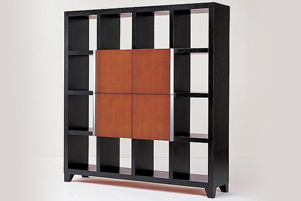 Книжная стойка Conde House — Shoji Bookcase