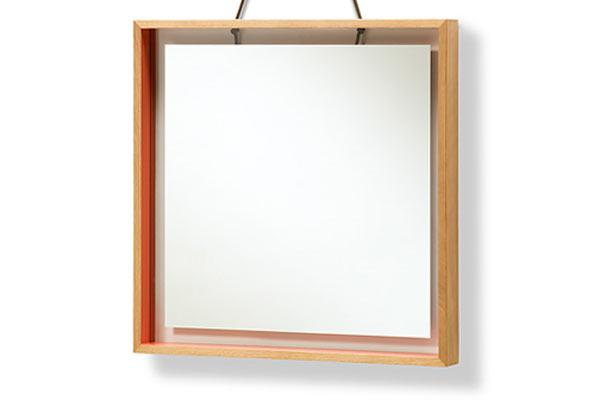Зеркало Conde House — Rikyu Square Mirror