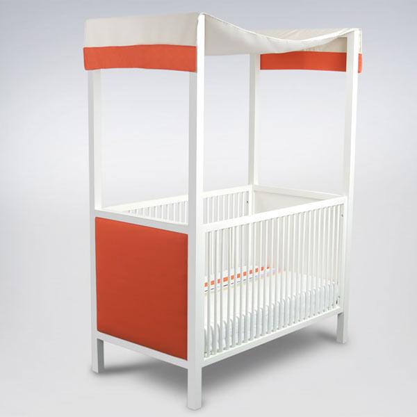 Детская кровать ducduc — cabana Canopy Crib
