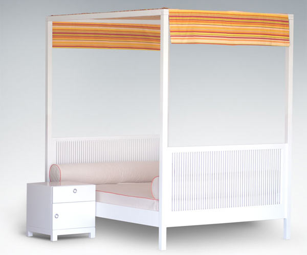 Кровать ducduc — cabana Twin Bed — F3 Fabric
