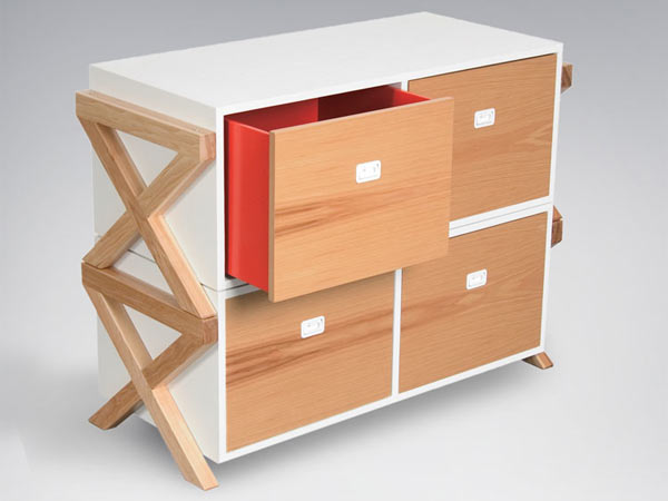 Комод ducduc — campaign Stacking Dresser