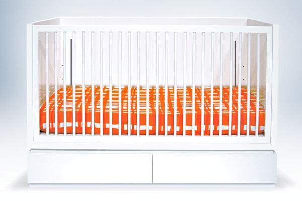Детская кровать ducduc — dylan Crib