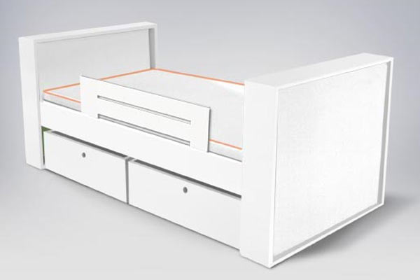Игровой столик ducduc — parker Playtable — Paper Roll