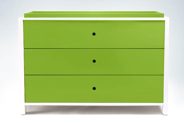 Комод ducduc — parker 3 Drawer Dresser