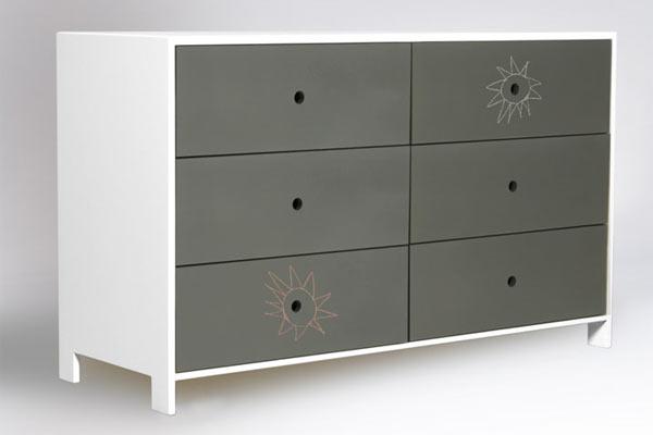 Комод ducduc — parker 6 Drawer Dresser