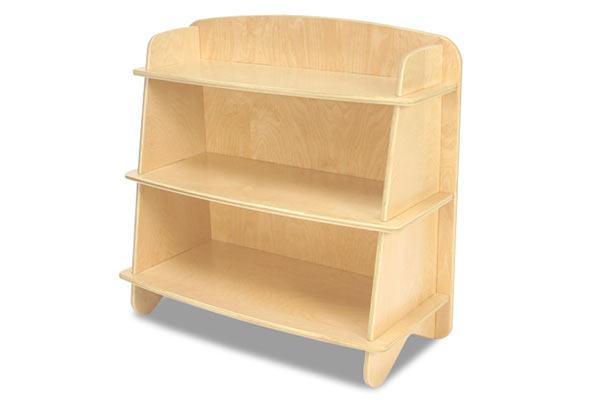 Полка для книг Ecotots — Big Kahuna Bookcase
