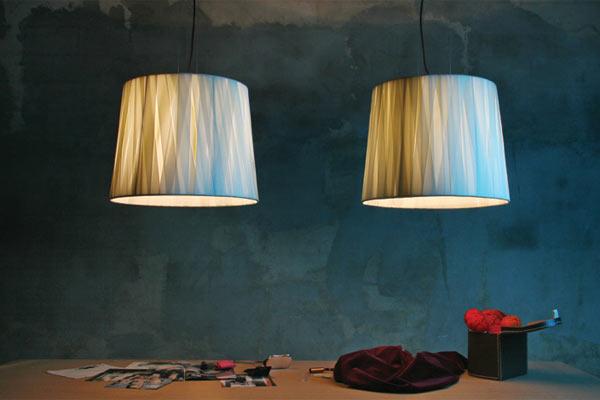 Подвесная лампа Fambuena — Dress Pendant Lamp