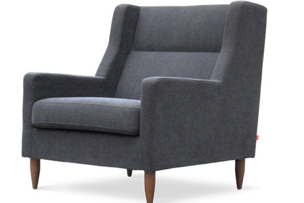 Кресло Gus* — Carmichael Chair