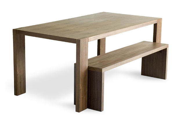 Обеденный стол Gus* — Plank Dining Table