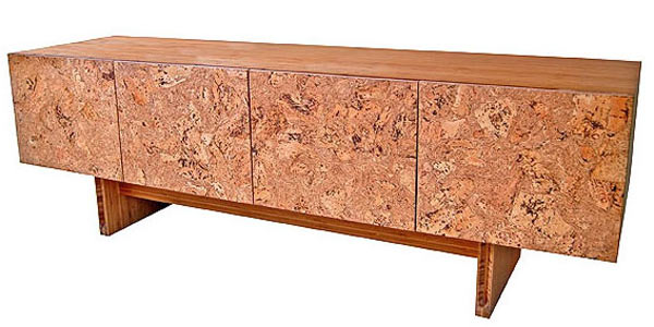 Тумба Iannone Design — Cork Media Console