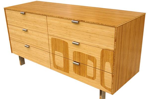 Комод Iannone Design — Midcentury Dresser