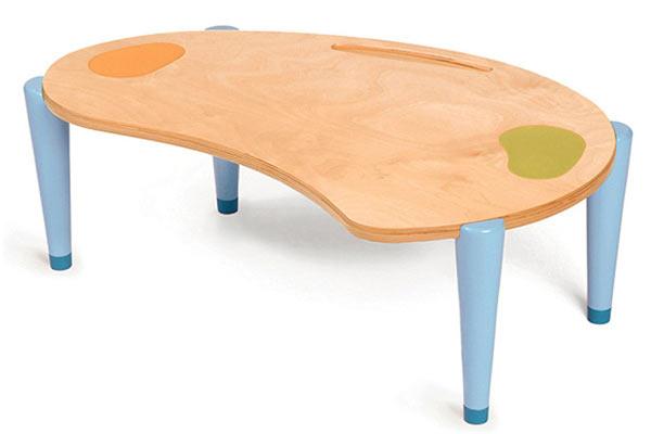 Стол Iglooplay — Lima Play Table w/ Coasters