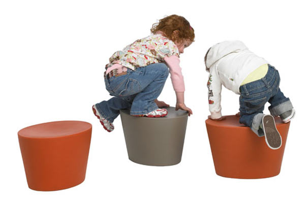 Топчан knoll kids® — Child's Stone Seat