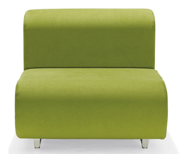 Кресло knoll kids® — Suzanne Lounge Chair — A Fabric