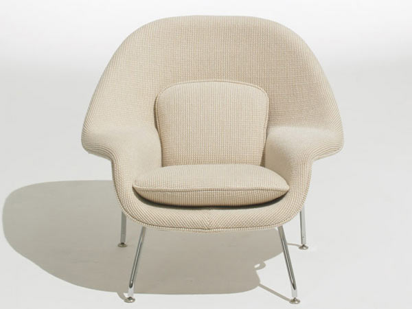Стул knoll kids® — Child's Womb Chair — Grade A Fabric