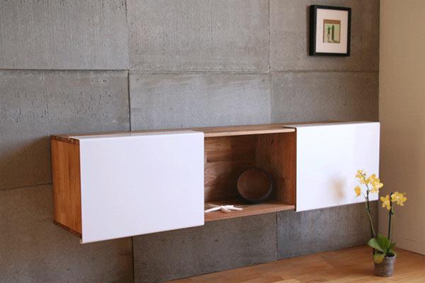 Полка подвесная MASH Studios — Wall Mounted Shelf