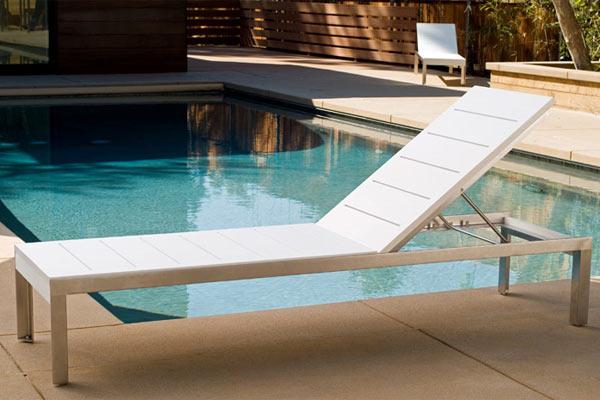 Шезлонг Modern Outdoor — Etra Adjustable Lounge