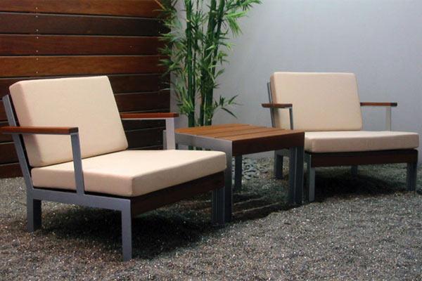 Кресло Modern Outdoor — Etra Club Chair