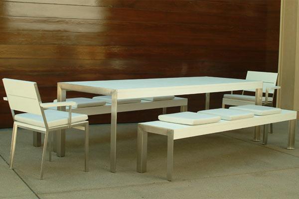 Стул Modern Outdoor — Etra Large Arm Chair