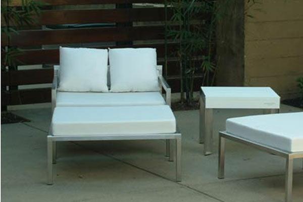 Диван Modern Outdoor — Talt Low Sofa