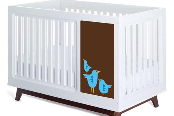 Кроватка Muu — Sam Crib