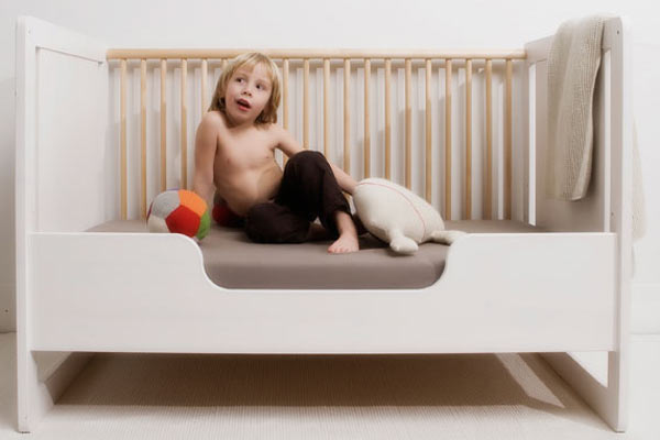 Кровать Oeuf — Robin Toddler Bed Conversion Kit