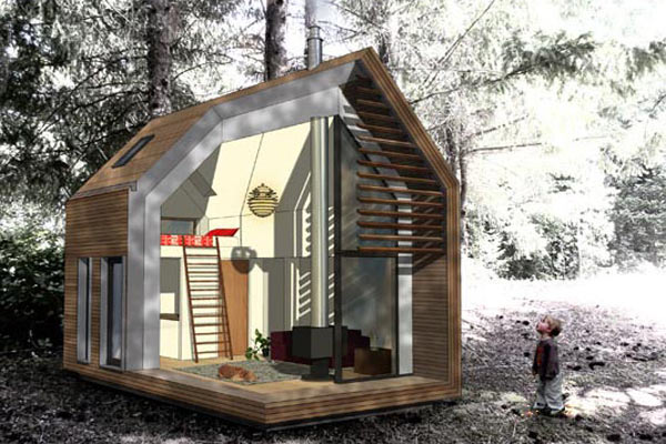 Передвижная недвижимость Small Living Swell