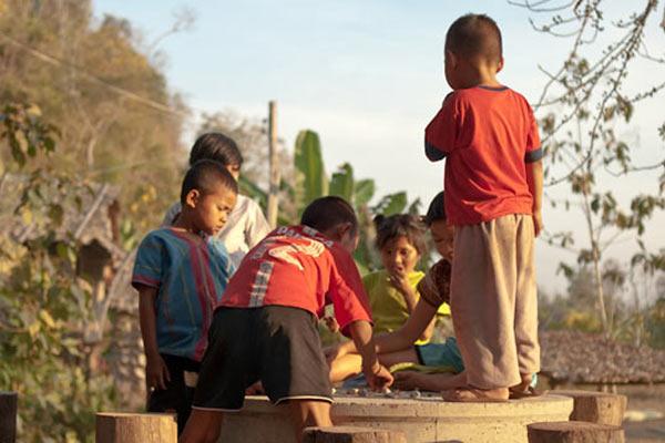 Общежитие для таиландских детей-сирот