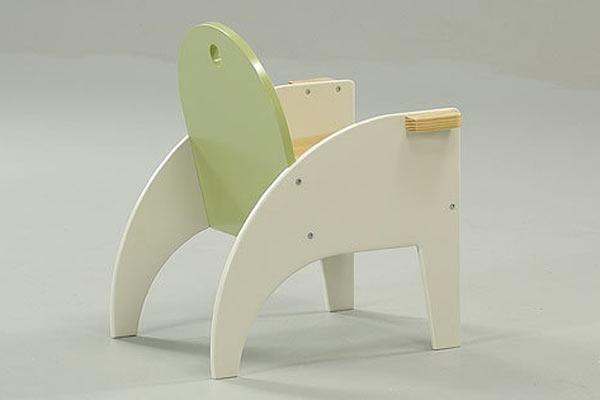 Детское кресло OFFI — Hide-n-Sit Armchair
