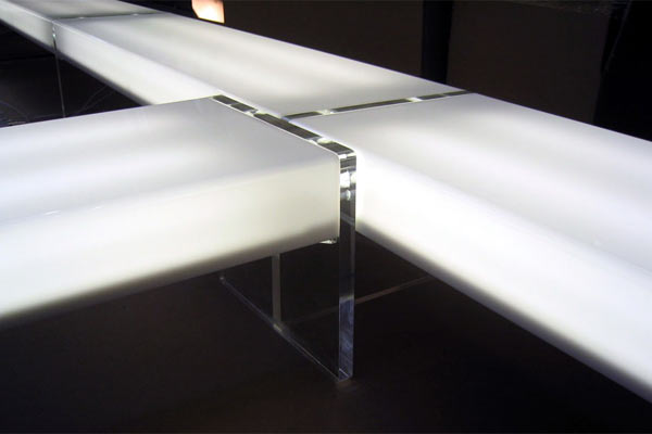 Светящаяся скамья Pablo — Light Table Bench