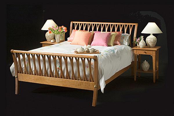 Кровать Shackleton Thomas — Anna Liffey bed with carl