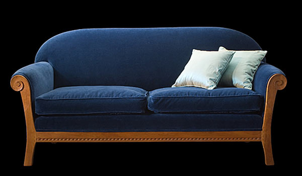 Софа Shackleton Thomas sleigh sofa