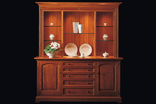Буфет Shackleton Thomas — juliet`s carved dresser