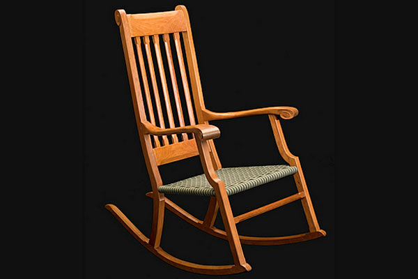 Кресло-качалка Shackleton Tomas — cottage rocker