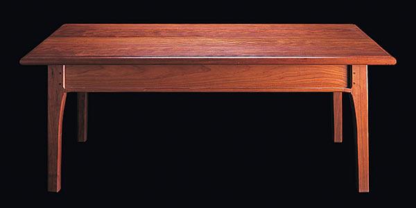 Стол Shackleton Tomas — cottage restangular coffee tabel