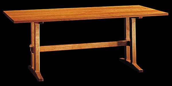 Shackleton Tomas — cottage trestle tabel