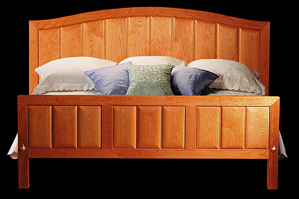 Кровать Shackleton Thomas — english line baer miller bed