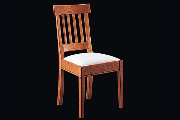 Стул Shackleton Thomas english line upholstered side chair