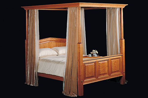 Кровать Shackleton Thomas tuscan for poster bed