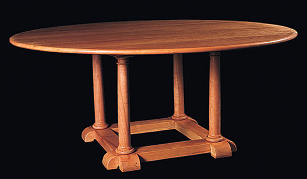 Стол Shackleton Thomas tuscan table