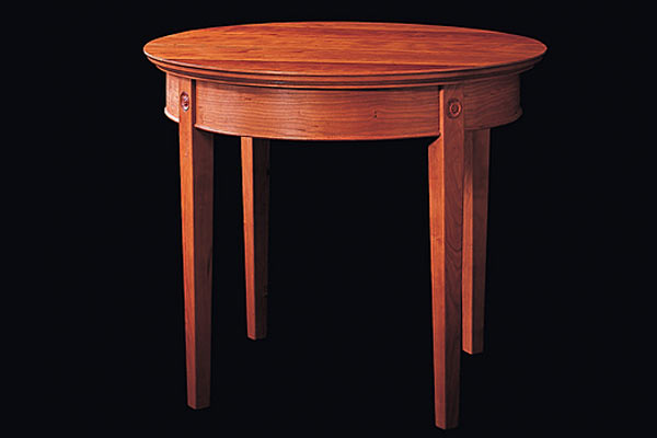 Стол Shackleton Thomas tuscan tristyn`s end table